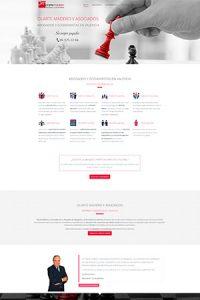 Página Web Responsive Abogados